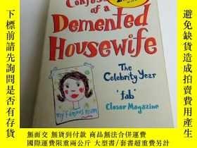 二手書博民逛書店confessions罕見of a demented house
