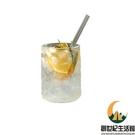日式錘目紋玻璃水杯耐熱牛奶咖啡杯拿鐵杯威士忌洋酒杯【創世紀生活館】