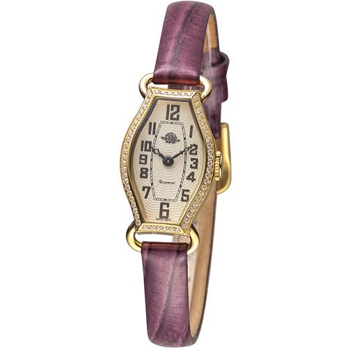 玫瑰錶 Rosemont 骨董風玫瑰系列腕錶 TRS024-01-PU