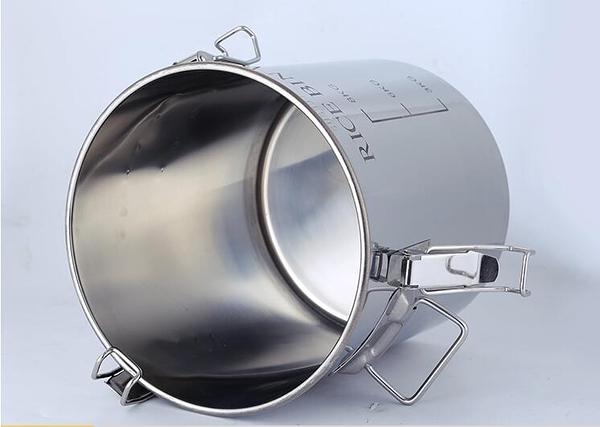 油桶304不銹鋼加厚密封儲存食用花生油龍頭運輸用油罐缸家用廚房