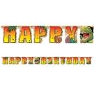 生日字串1入-恐龍世界