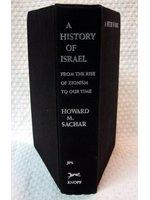 二手書博民逛書店 《A history of Israel》 R2Y ISBN:0394485645│HowardMorleySachar