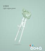 可愛童筷子訓練筷學習筷健康環保練習筷餐具套裝【奇趣小屋】