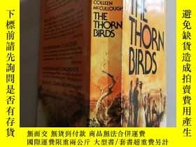 二手書博民逛書店Colleen罕見mccullough the thorn bi