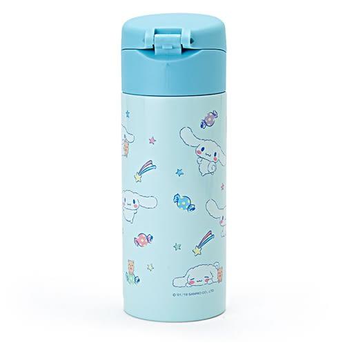 Sanrio 大耳狗喜拿不鏽鋼保溫保冷隨手瓶-350ml(繽紛糖果)★funbox★_644030