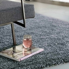 范登伯格 羅納 經典素面厚織進口地毯-灰...
