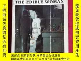 二手書博民逛書店MARGARET罕見ATWOOD The Edible Woma