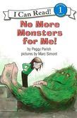 (二手書)An I Can Read Book Level 1: No More Monsters for Me!