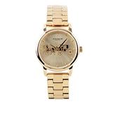 【COACH】小款錶盤馬車圖案女錶(金色) 14502976