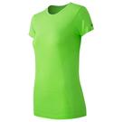 New Balance M4M 女裝 短袖 慢跑 健身 排汗 透氣 綠【運動世界】WT61131TXH