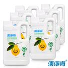 清淨海 環保地板清潔劑(檸檬飄香) 2000ml SM-LMH-FC2000x6入