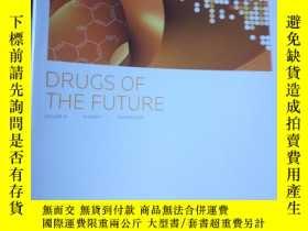 二手書博民逛書店DRUGS罕見OF THE FUTURE Volume 41,
