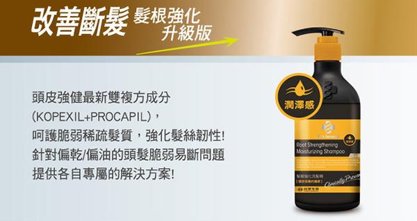 ★《台塑生醫》Dr's Formula髮根強化洗髮精-潤澤感(升級版)580g