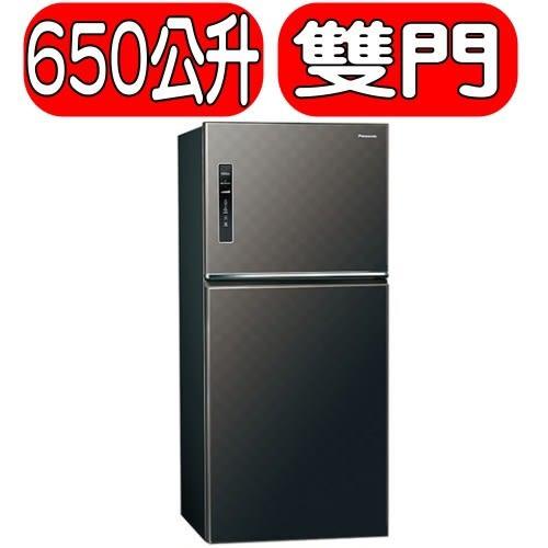 國際牌【NR-B659TV-K】冰箱NR-B659TV/B659TV