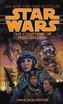 二手書博民逛書店 《The Courtship of Princess Leia》 R2Y ISBN:0553569376│Spectra