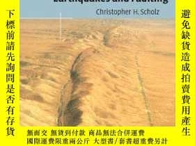 二手書博民逛書店The罕見Mechanics Of Earthquakes And Faulting (2nd Edition)奇