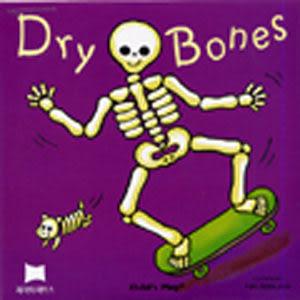 【麥克書店】DRY BONES /單CD (JY版)