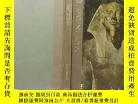 二手書博民逛書店ancient罕見egypt 原版日文 古埃及 e12-5Y22
