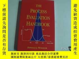 二手書博民逛書店The罕見Process Evaluation Handbook