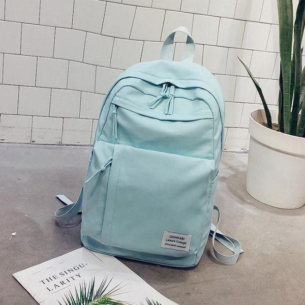 書包女韓版原宿ulzzang高中大學生雙肩包新款森系超火背包