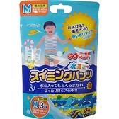 【嬰之房】日本大王 戲水專用褲(男M/3片)