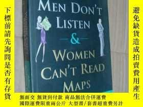 二手書博民逛書店WHY罕見MEN DON T LISTEN and Women Cant Read MapsY146810 P