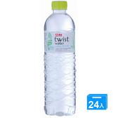 泰山環保包裝水TWISTWATER600ML*24【愛買】