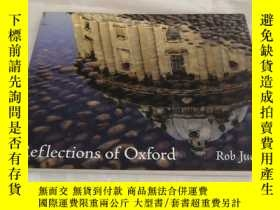 二手書博民逛書店reflections罕見of oxfordY15809 rob judges