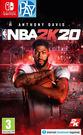 《先行預購》2019/09/06 Switch《NBA 2K20》中文版 PLAY-小無電玩