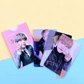 現貨👍朴智旻JIMIN 愛豆卡 照片硬卡 明星卡片(共3張) 附彩色收納紙套E750-D【玩之內】BTS防彈少年團
