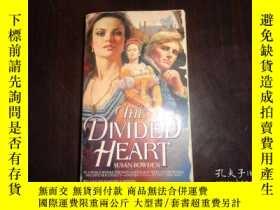 二手書博民逛書店THE罕見DIVIDED HEART,Susan BowdenY