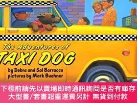 二手書博民逛書店The罕見Adventures Of Taxi DogY255174 Debra Barracca Pengu