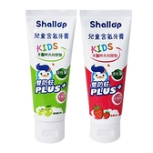 刷樂 兒童含氟牙膏 90g 木糖醇 兒童牙膏 0013 嬰兒牙膏 青蘋果 草莓
