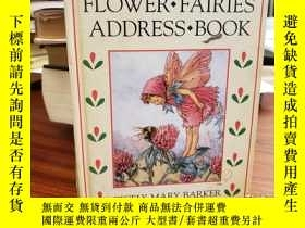 二手書博民逛書店The罕見Flower Fairies Address BookY259951 Cicely Mary Bar