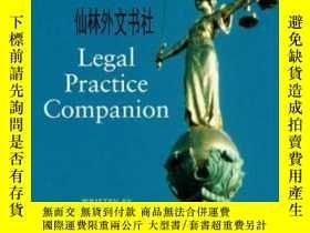 二手書博民逛書店【罕見】2002年出版 Legal Practice Compa
