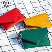 卡片包-森馬卡包女新款薄款可愛卡片包韓系多卡位小巧卡夾 銀行卡套 糖糖日系