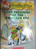 【書寶二手書T1/兒童文學_LCS】Lost Treasure of the Emerald Eye_Geronimo Stilton
