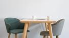 【歐雅系統家具】哈瓦布餐椅-灰 / 北歐風 / 現成家具 / 椅子 / 多色選擇 / 歐洲沙發專用布