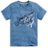 【101原創】台灣製.KnightStyle短袖T恤上衣(男女適穿)-8601057