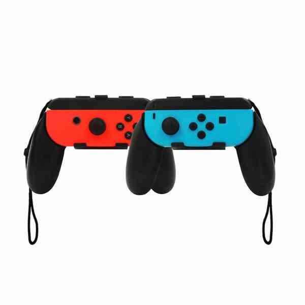 Switch Joy-Con 遊戲 手把 搖桿 支架 玩家 非 原廠 周邊 Nintendo 任天堂 『無名』 N04127