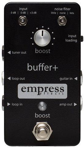加拿大 Empress Effects Buffer+ 手工 效果器 總代理 公司貨 一年保固
