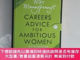 二手書博民逛書店Mrs罕見Moneypenny s Careers Advice for Ambitious Women Mone
