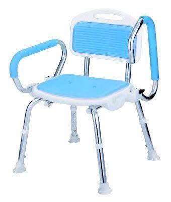 頂級豪華型洗澡椅 (具上掀式扶手)