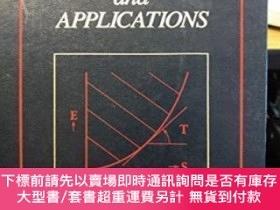二手書博民逛書店Thermodynamics:罕見Foundations And ApplicationsY464532 E.