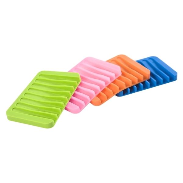 香皂盒防滑皂墊/瀝水皂墊(1入)【小三美日】不挑色