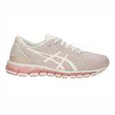 Asics GEL-Quantum 360 Knit 2 [T890N-200] 女鞋 運動 休閒 慢跑 無縫 輕量 米