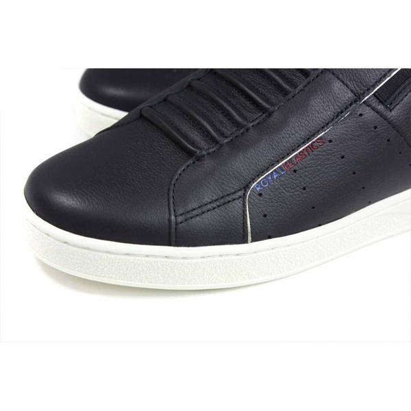 ROYAL ELASTICS 懶人鞋 休閒鞋 黑/金 男鞋 01902-093 no588