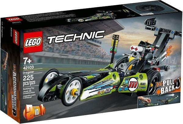 樂高LEGO TECHNIC 直線加速賽車 42103 TOYeGO 玩具e哥