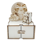 DIY材料包-招財置物盒(柴神到/虎爺到)