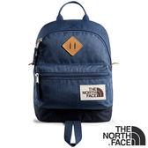 【THE NORTH FACE 美國】MINI BERKELEY 休閒背包 9L『藍』NF0A3G9C 戶外.露營.斜背包.側背包